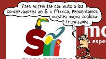 Este es el nuevo logo y lema de Morena (y quizás no le guste a AMLO)