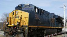 CSX 2Q profit jumps as railroad keeps cutting expense