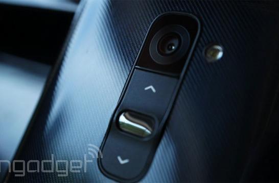 LG promises upgraded image-stabilizing 'plus' camera and 4K video recording on G Pro 2 flagship