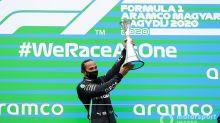 """Hamilton coloca GP da Hungria entre suas melhores na F1 e agradece Mercedes: """"Não teria acontecido sem esses caras"""""""