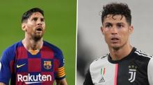 Messi joueur le mieux payé du monde devant Cristiano Ronaldo