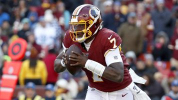 Redskins shouldn't write off Haskins just yet