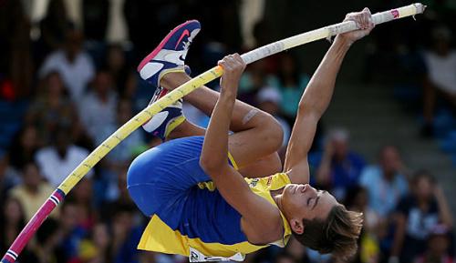Leichtathletik: Stabhochsprung-Talent Duplantis mit sensationellem Rekord