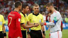 Mundial de Rusia: la 'Roja' también se estrenó en Barcelona