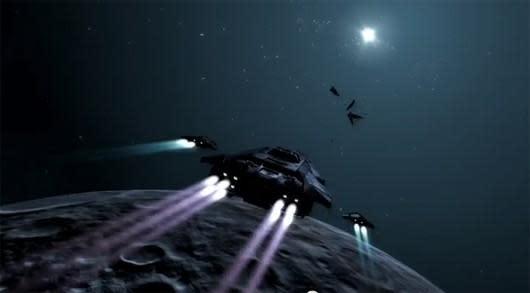 Frontier teases Elite: Dangerous scavenger hunt video