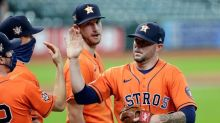 McCullers solid, Astros beat A's 4-2 in 1st game of DH