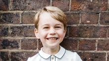El príncipe George de Inglaterra cumple 5 años: sus fotos más adorables
