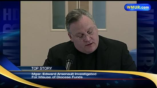 Manchester diocese priest investigated for financial transactions