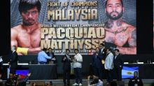 Matthysse vows fight 'to the death' against Pacquiao