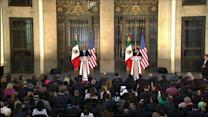 Obama talks trade with Pena Nieto on Mexico visit