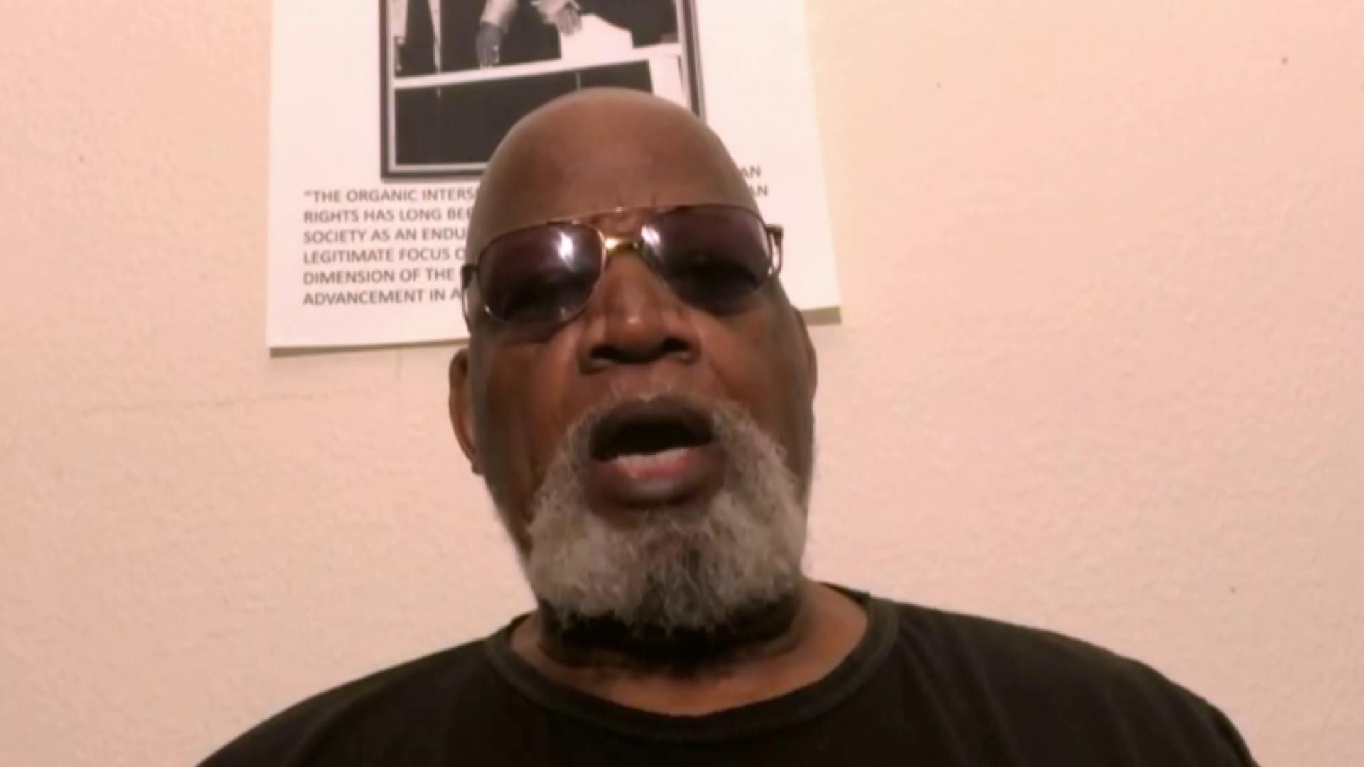 Sports activism legend Harry Edwards: 'Athletes have always had a role in the civil rights movement'