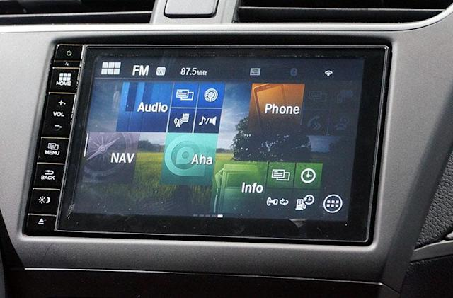 Honda's in-car Connect system does Android its own way (hands-on)