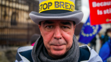 'Stop Brexit' man finally admits defeat after campaigning for 847 days