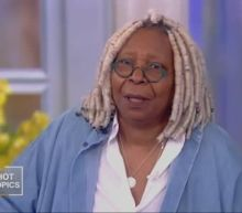 Whoopi Goes Off on Bernie's Castro Remarks: 'There's Nothing Groovy About a Dictatorship!'