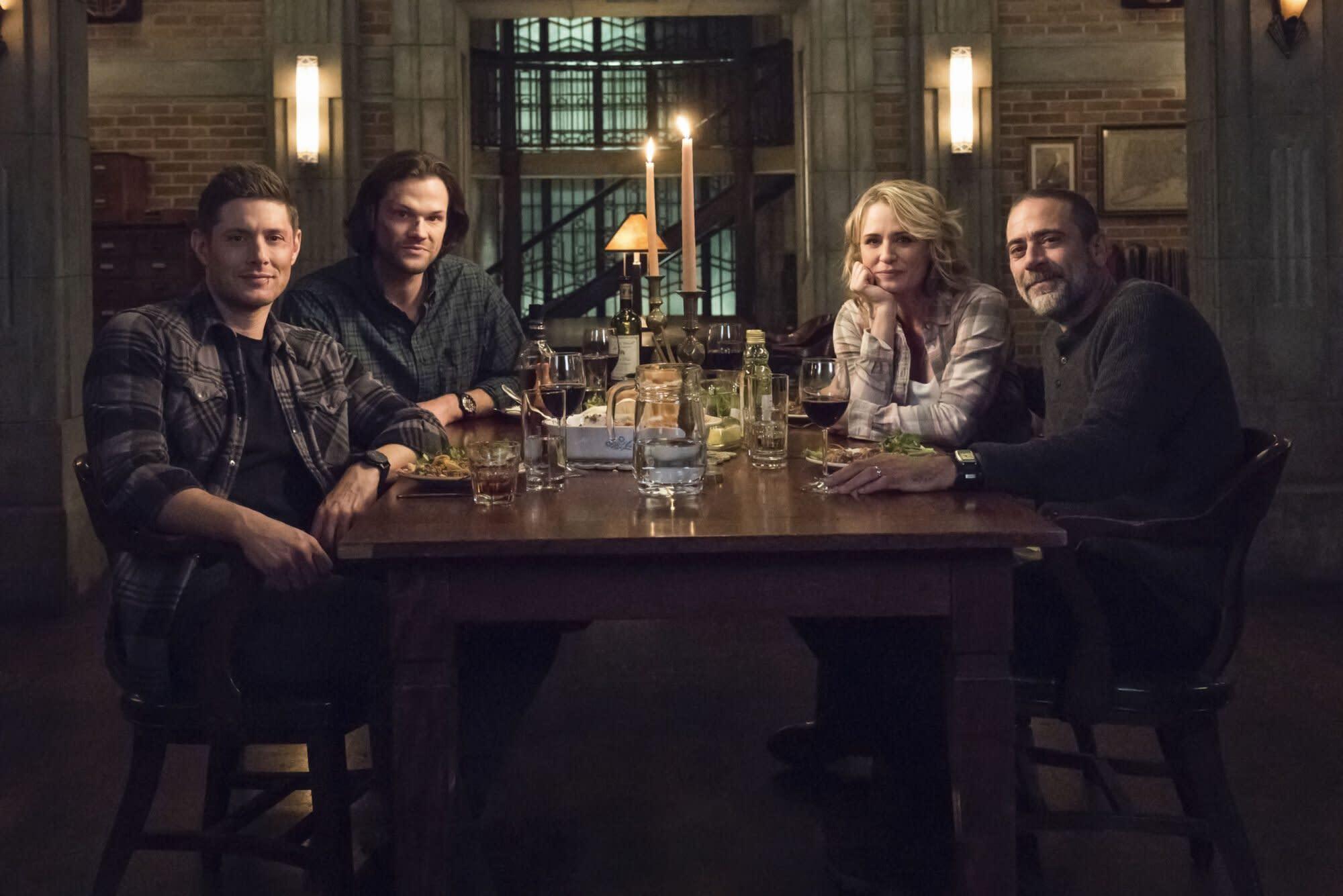 Ackles daneel 'Supernatural' Prequel