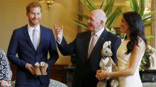 Royal baby takes the spotlight in Sydney