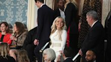 Tiffany Trump Sets Twitter Buzzing Over SOTU Outfit Color Choice
