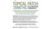 UPDATE - Cannabis Science Releases the Chronic Pain CBIS Transdermal Patches to Meet the Overwhelming Demand from Self-Medicating Patients Worldwide as it Continues to Expands its California Dispensary Network