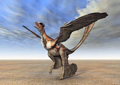Dinosaurs: how our understanding of what they looked like keeps changing