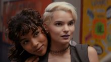 Brianna Hildebrand and Alexandra Shipp are out to catch a serial killer in NSFW clip from 'Tragedy Girls' (exclusive)