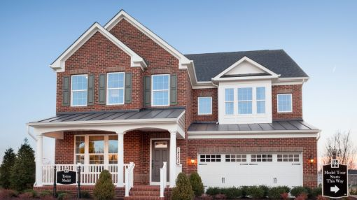 Affordable Homes on up to 1-Acre in Culpeper