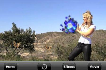 Daily iPhone App: PyroPainter is special FX made easy on the iPhone