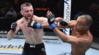 UFC bout features mid-fight accusation