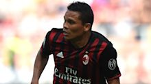 Bacca left out because of 'future transfer market moves' - Montella