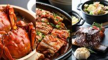 3大最新酒店自助餐!任食大閘蟹、韓式烤肉、斧頭牛扒很吸引!