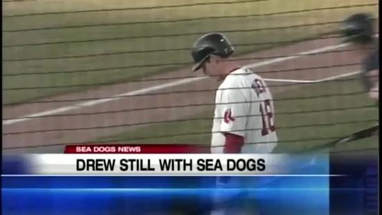 Cold wipes out Sea Dogs game with Stephen Drew still in town