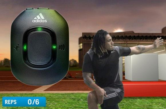 Adidas miCoach out now on European Xbox 360s and PS3s, connects to cameras and own hardware
