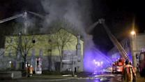 Children perish in apartment fire