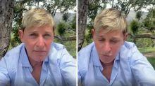 Ellen's emotional video falls flat with fans