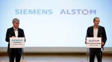 Siemens, Alstom offer to sell high-speed train technology: sources