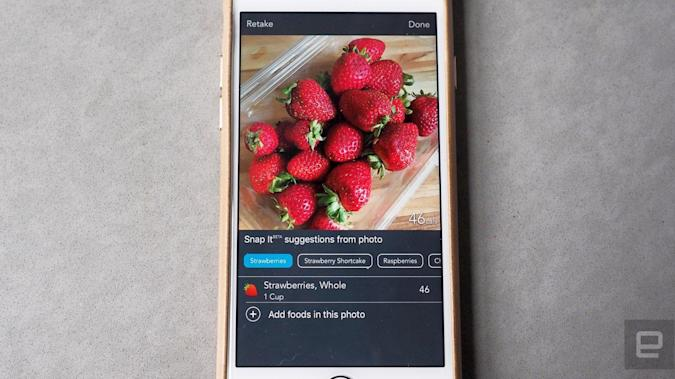 Lose It app promises to log your meal just by taking its photo