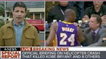 ABC News Suspends Correspondent Who Mistakenly Reported All of Kobe Bryant's Children Died in Crash