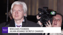 Julian Assange faces criminal charges; Trump signs bill to create cyber security agency