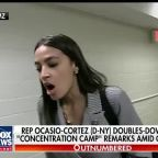 If AOC believes there's 'concentration camps' at the border, why won't she act to fix the immigration crisis?