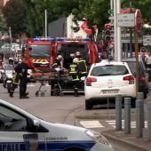 Attackers Kill Catholic Priest During Mass in Hostage Siege on French Church