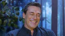 Watch Jon Hamm get to the bottom of Sisqo's 'Thong Song' and dive down the internet rabbit hole