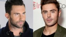 Zac Efron waxwork ends up looking more like Adam Levine