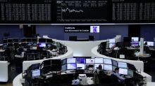 Global stocks climb, shrugging off inflation data; dollar falls