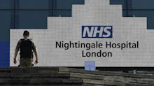 Coronavirus: Prince Charles to open NHS Nightingale via videolink