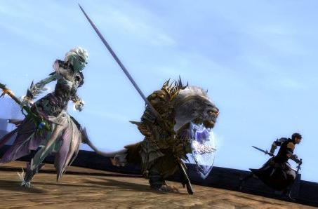 Guild Wars 2 brings out big changes with the Sky Pirates of Tyria