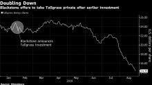 Blackstone Offers to Take Tallgrass Private After 40% Plunge