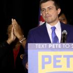 "After Sanders' Nevada victory, Buttigieg warns Democrats not to ""rush"" to nomination"