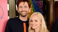 David Tennant and wife Georgia Moffett welcome fifth child