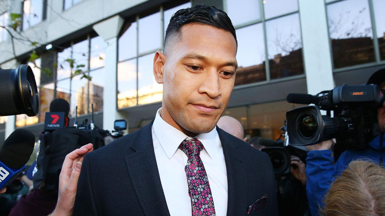 'Naive way of thinking': How the Israel Folau saga scared the AFL