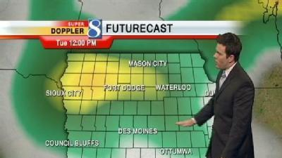 Video-Cast: When Will Rain Clear Out?