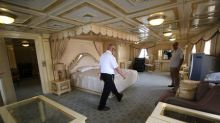 Exclusive: Saddam's superyacht winds up as sailors' hotel